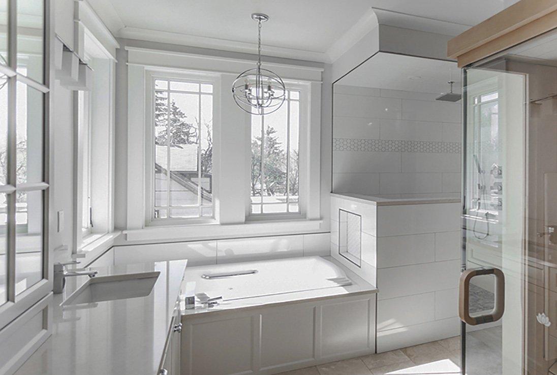 Regina Custom Bathroom Renovations Design Alair Homes - Renovate your own bathroom
