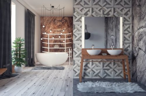 2018 Bathroom Trends For Your Custom Home