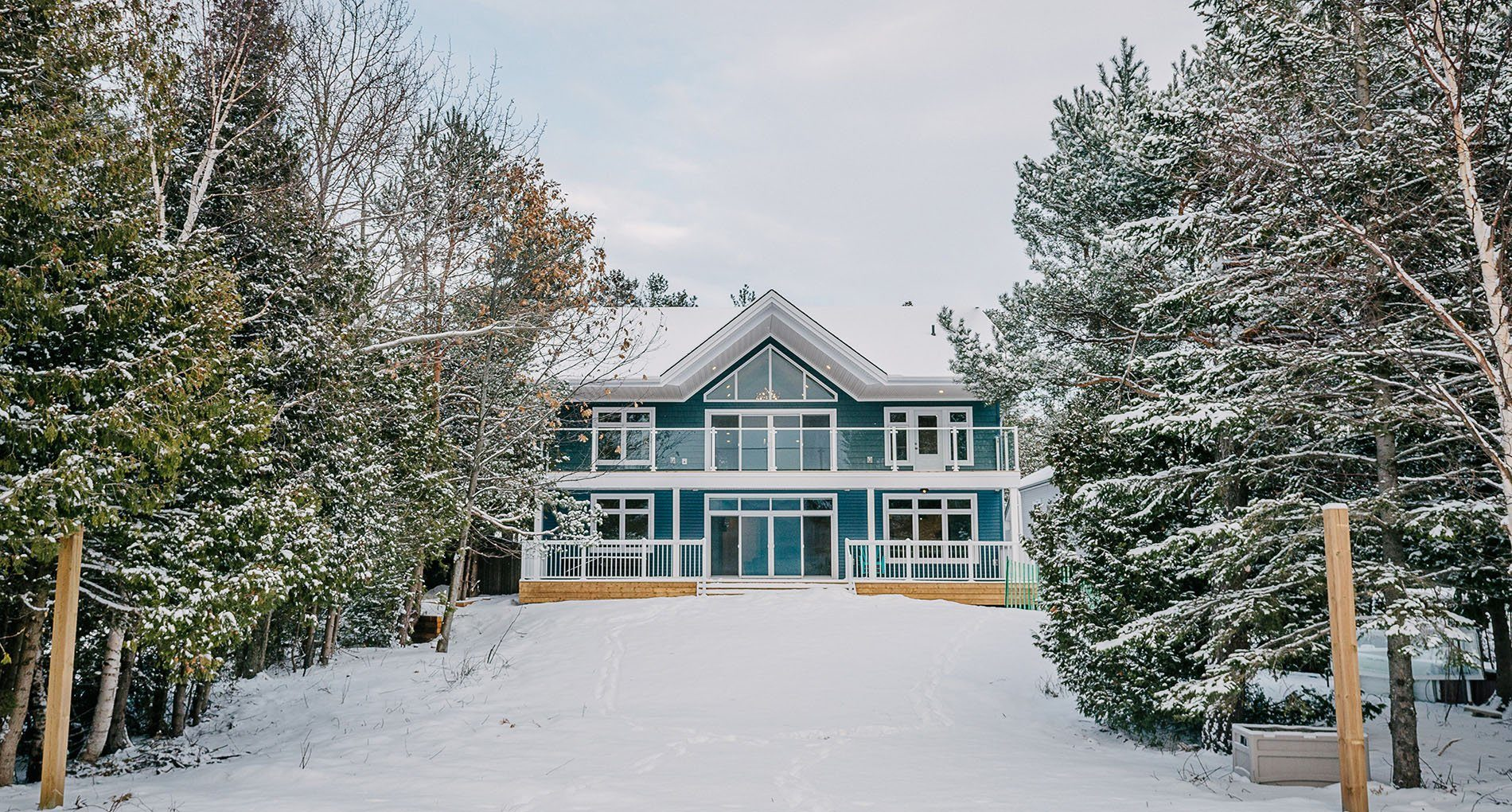 Cottage Regina Wasaga Slider