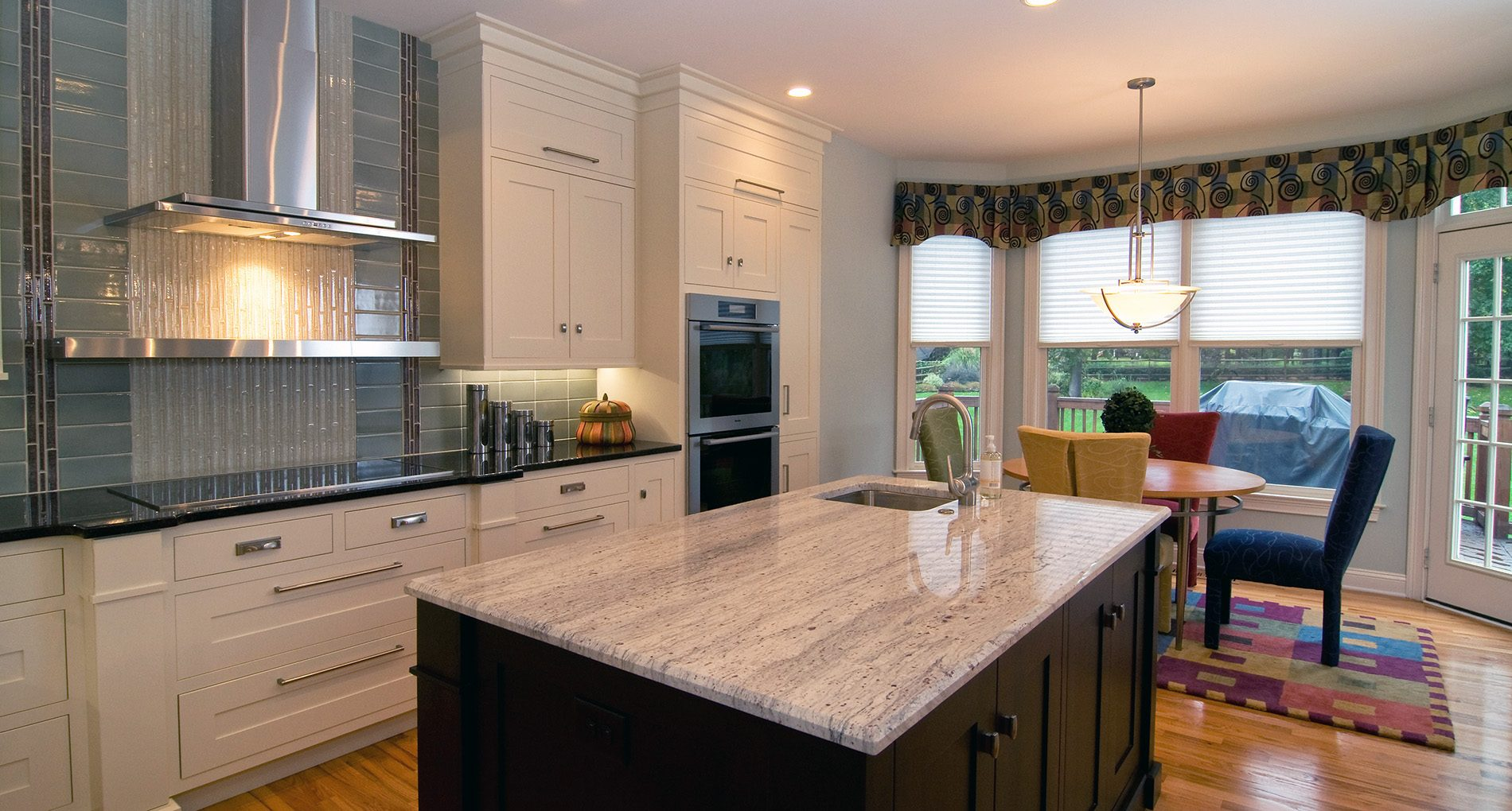Kitchen Renovation Lakenorman Foutzviolettekitchen Slider
