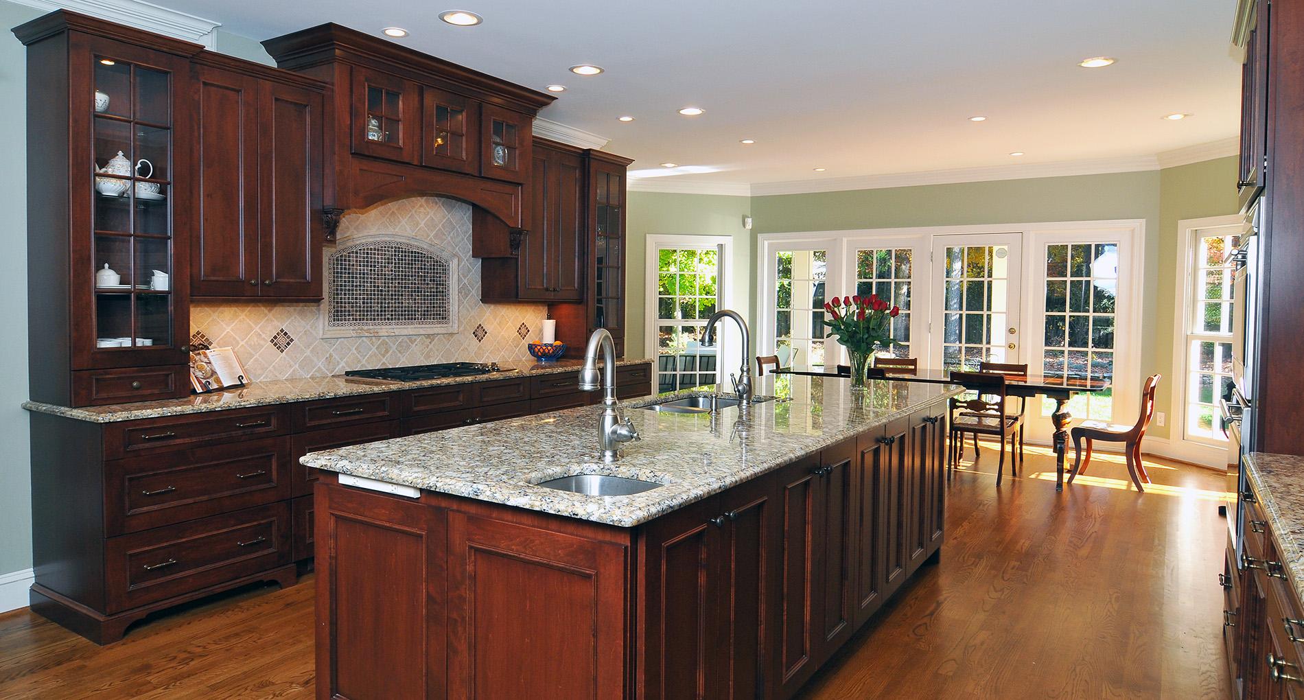 Greensboro Major Kitchen Remodel