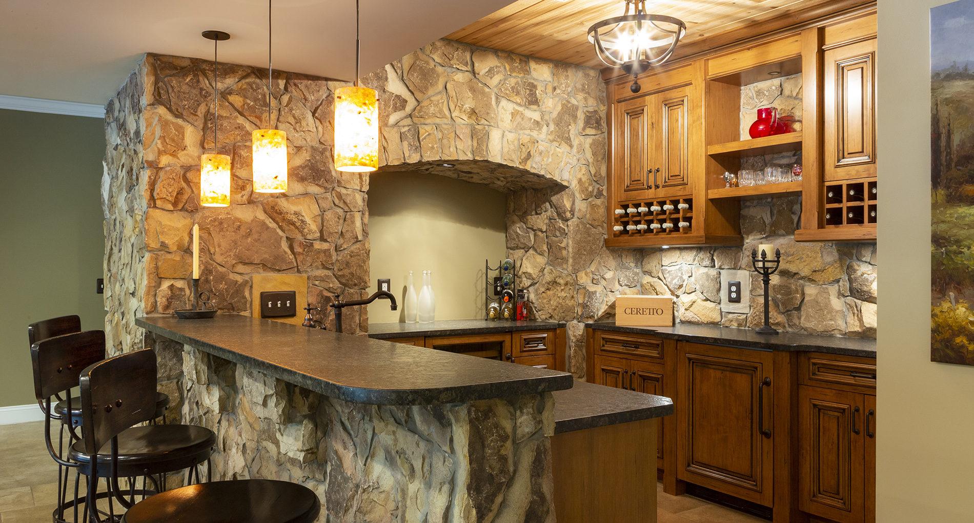 Kitchen Remodel Lakenorman Woodwinds Slider