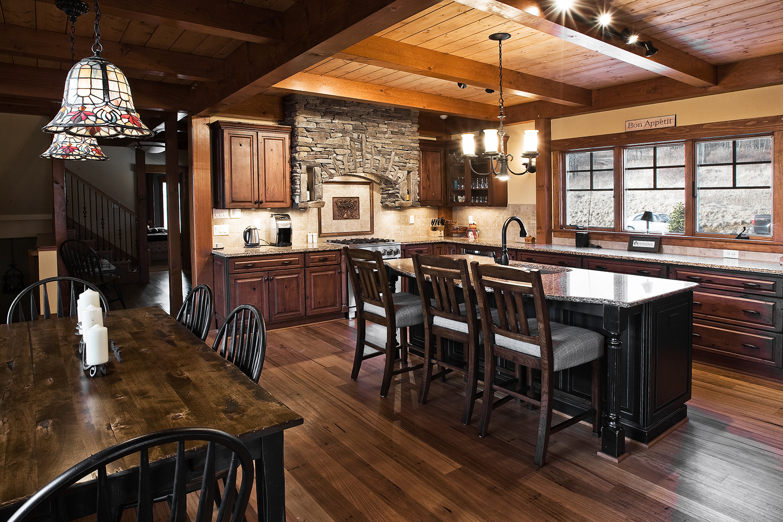 Elk Creek Mtn Custom Home