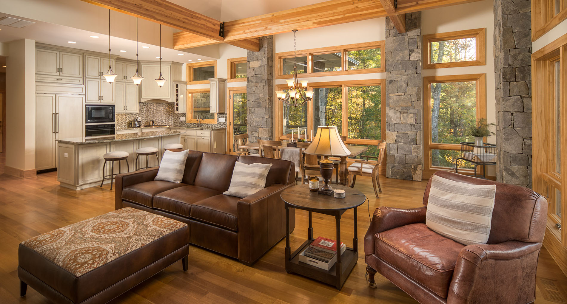 Chestnut Hill Custom Home