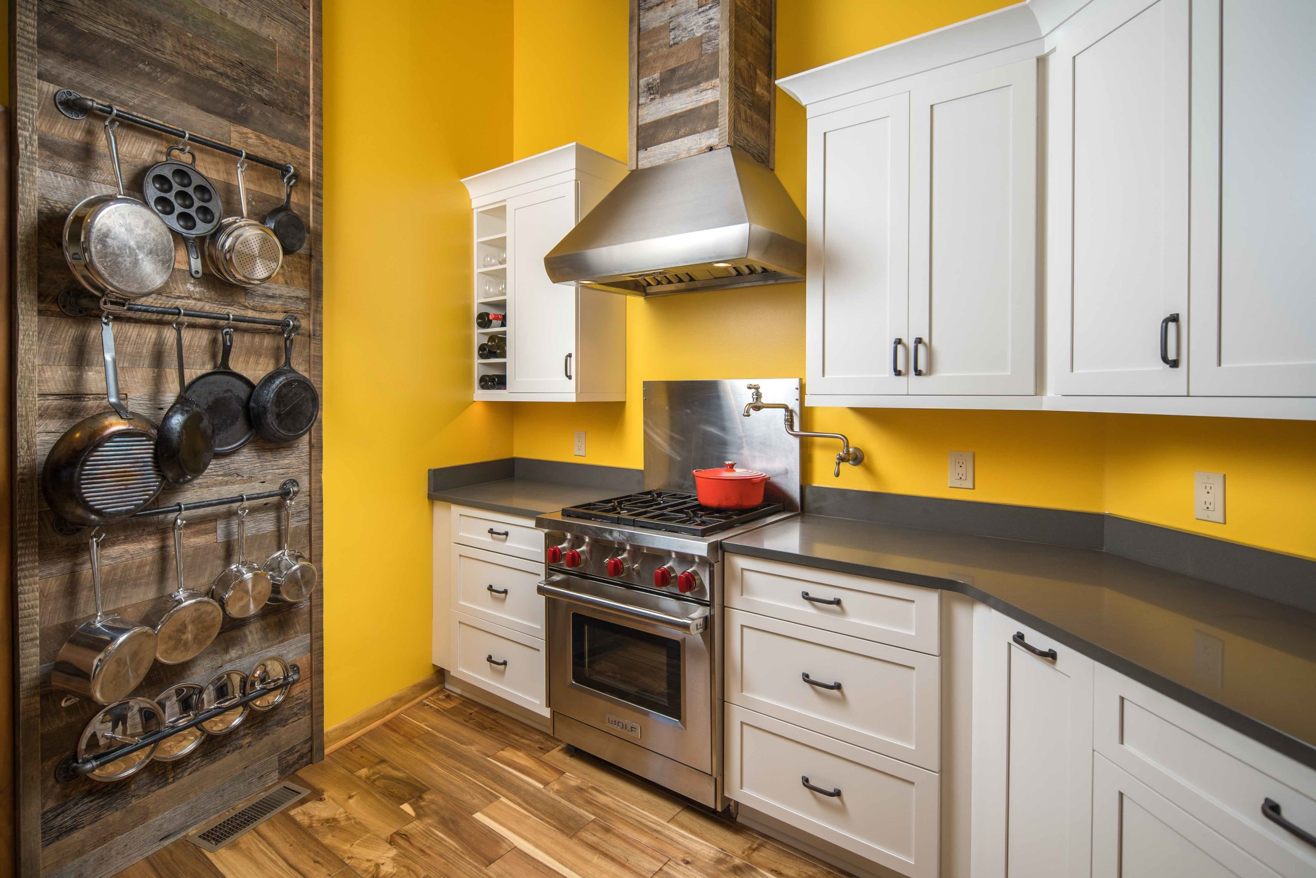 Roundhouse Kitchen Remodel