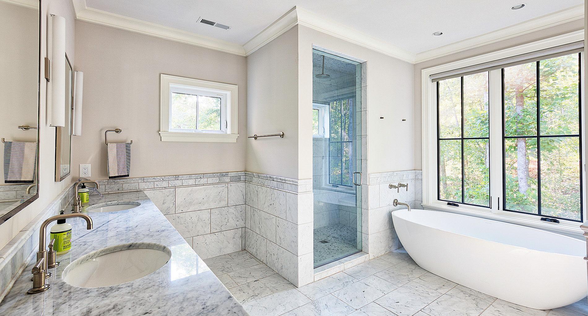 Bathroom Remodel Clemson Modernlake Slider