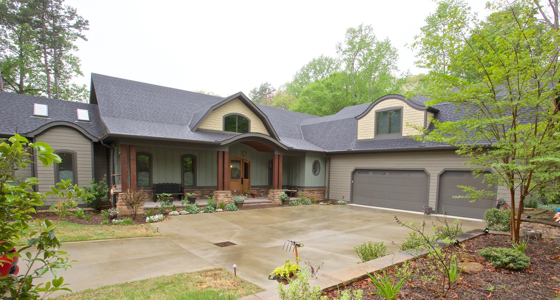 Briargate Custom Home