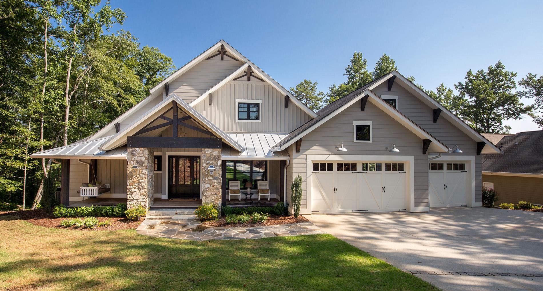 Stoney Fish Lodge Custom Home