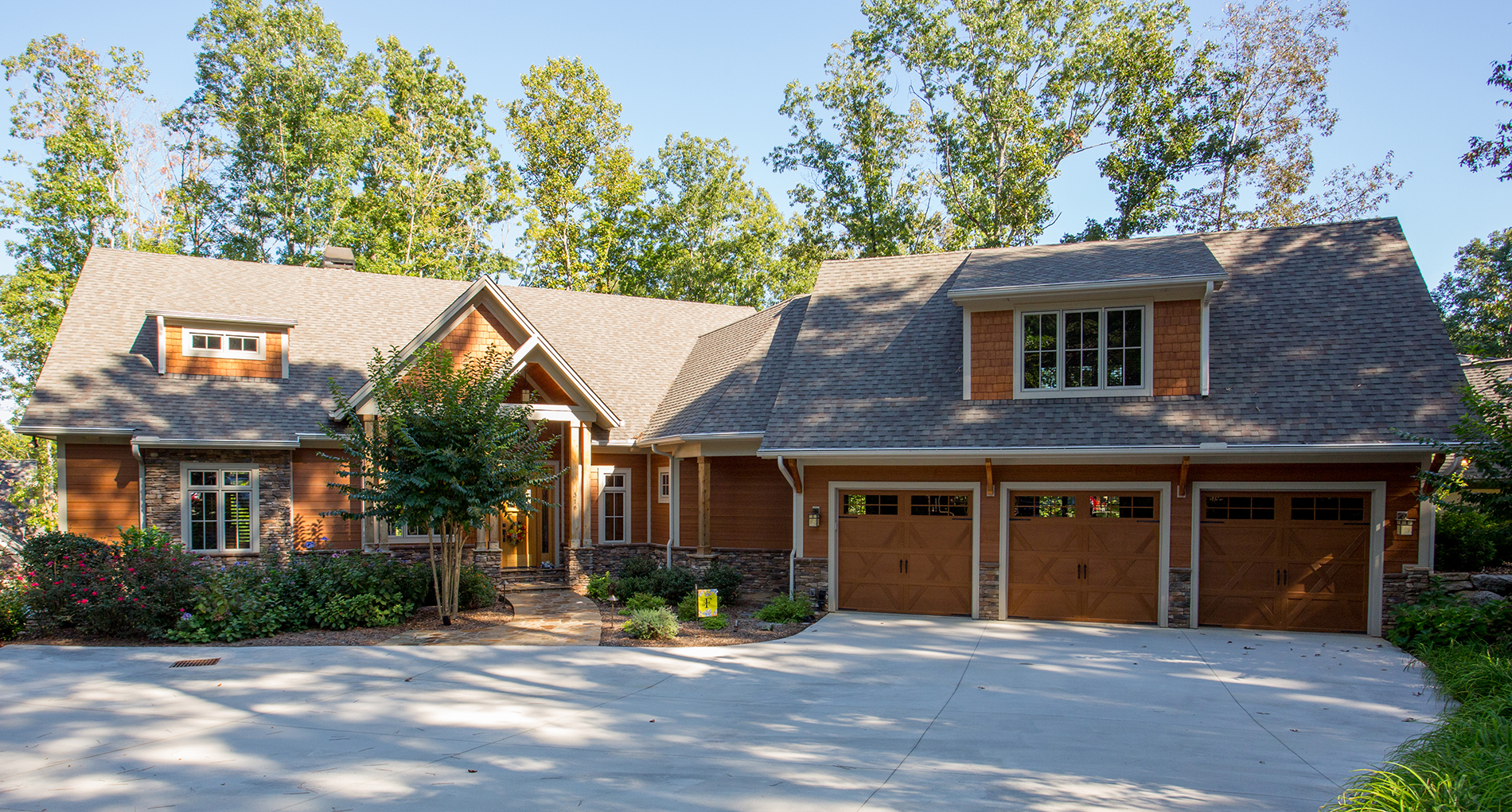 Longwood Residence Custom Home