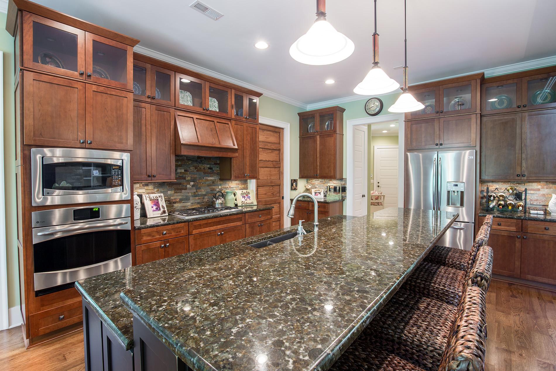 Crest Pointe Residence Custom Home