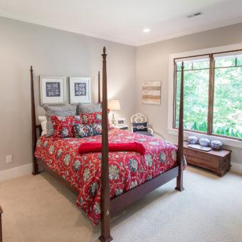 Custom Home Celmson Crestpointeresidence Bedroom1