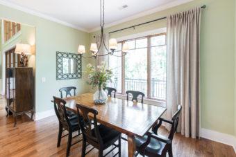 Custom Home Celmson Crestpointeresidence Diningroom1