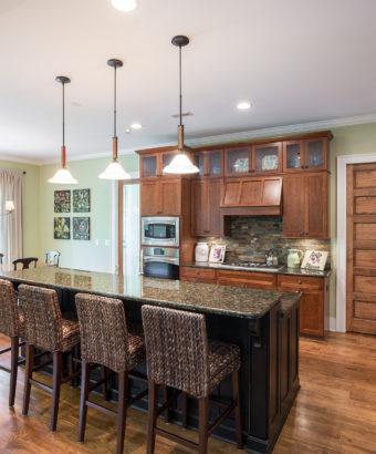 Custom Home Celmson Crestpointeresidence Kitchen1