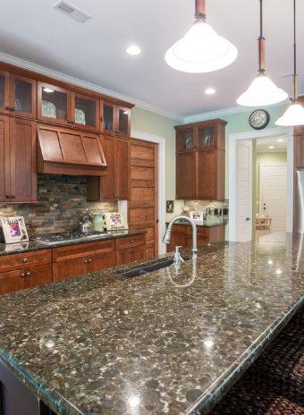 Custom Home Celmson Crestpointeresidence Kitchen2