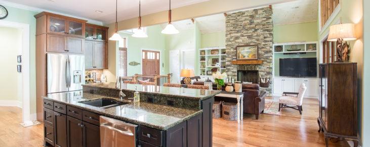 Custom Home Celmson Crestpointeresidence Kitchen4