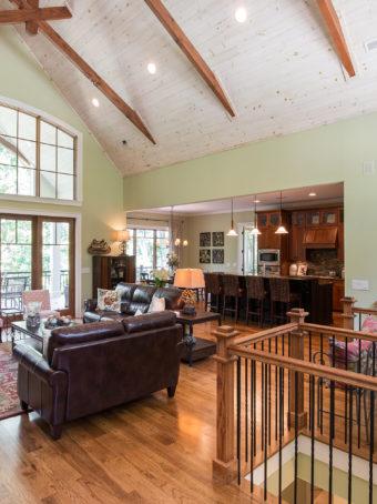 Custom Home Celmson Crestpointeresidence Livingroom1