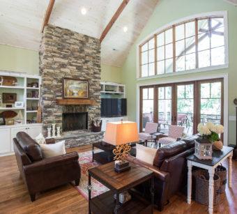 Custom Home Celmson Crestpointeresidence Livingroom2