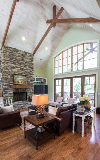 Custom Home Celmson Crestpointeresidence Livingroom3