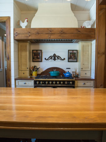 Custom Home Celmson Rusticlake Kitchen2