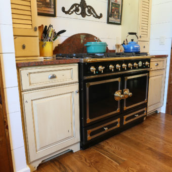 Custom Home Celmson Rusticlake Kitchen4