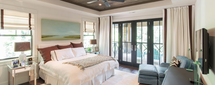 Custom Home Celmson Stoneyfishlodge Bedroom1