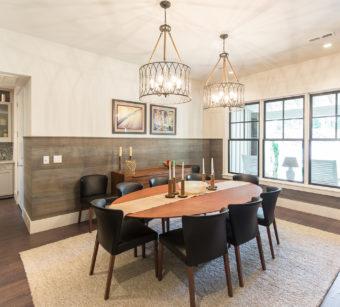 Custom Home Celmson Stoneyfishlodge Diningroom2