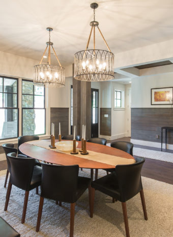 Custom Home Celmson Stoneyfishlodge Diningroom3