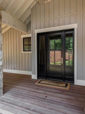 Custom Home Celmson Stoneyfishlodge Exterior4
