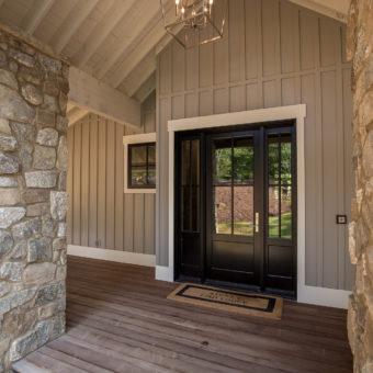 Custom Home Celmson Stoneyfishlodge Exterior5