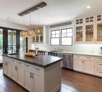 Custom Home Celmson Stoneyfishlodge Kitchen1