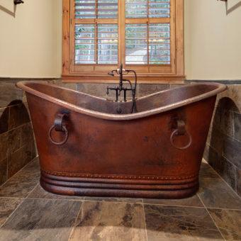 Custom Home Clemson Warpathlodge Bathroom2