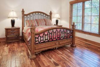 Custom Home Clemson Warpathlodge Bedroom2