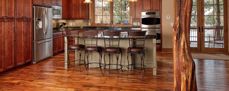 Custom Home Clemson Warpathlodge Kitchen1