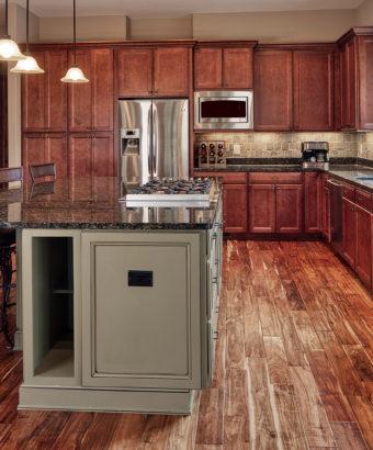 Custom Home Clemson Warpathlodge Kitchen2