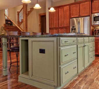 Custom Home Clemson Warpathlodge Kitchen3