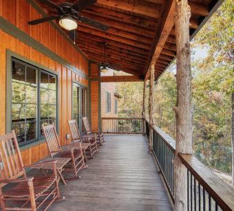 Custom Home Clemson Warpathlodge Porch1