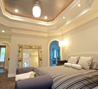 Custom Home Clemson Briargate Bedroom4