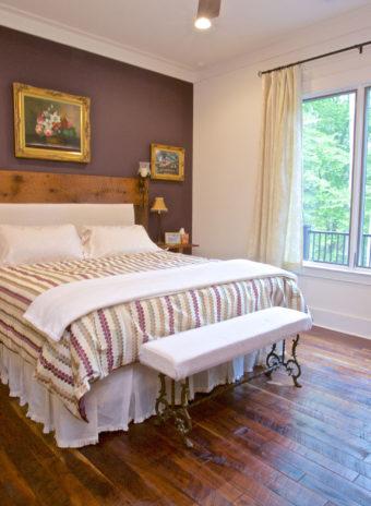 Custom Home Clemson Briargate Bedroom6