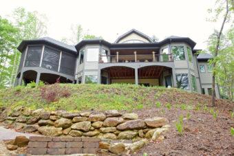 Custom Home Clemson Briargate Exterior10