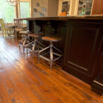 Custom Home Clemson Briargate Kitchen1