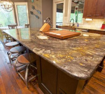Custom Home Clemson Briargate Kitchen2