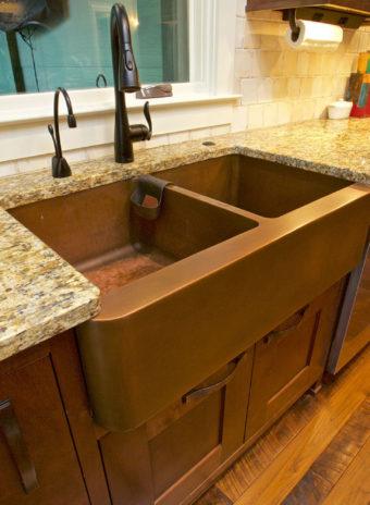 Custom Home Clemson Briargate Kitchen5