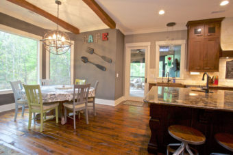 Custom Home Clemson Briargate Kitchen9