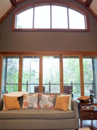 Custom Home Clemson Briargate Livingroom9