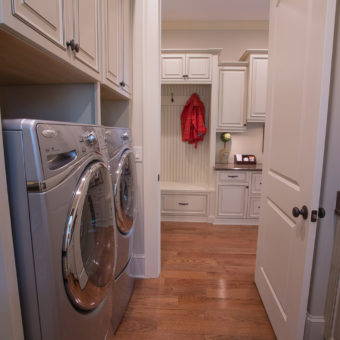 Custom Home Clemson Traditionallakehouse Laundryroom2