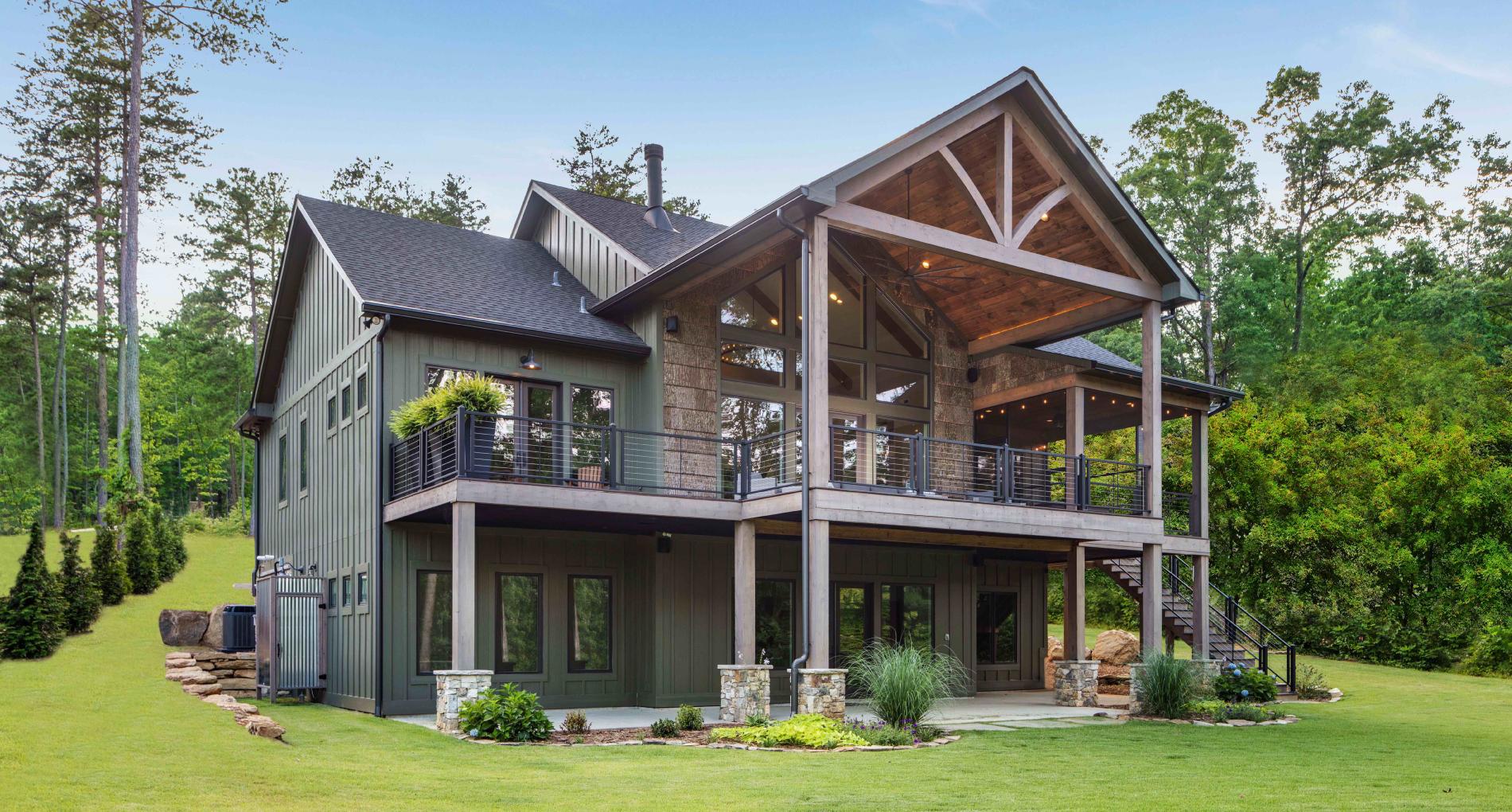 Vista Pointe Custom Home