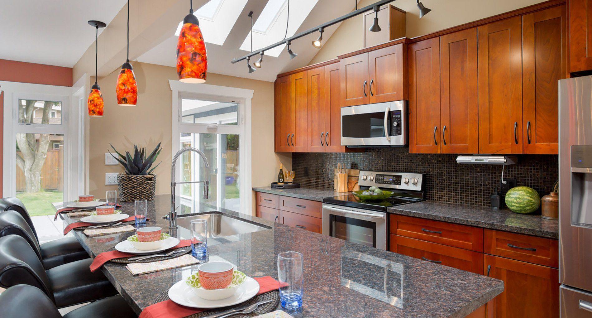 Kitchen Renovation Newwestminster Delta Slider
