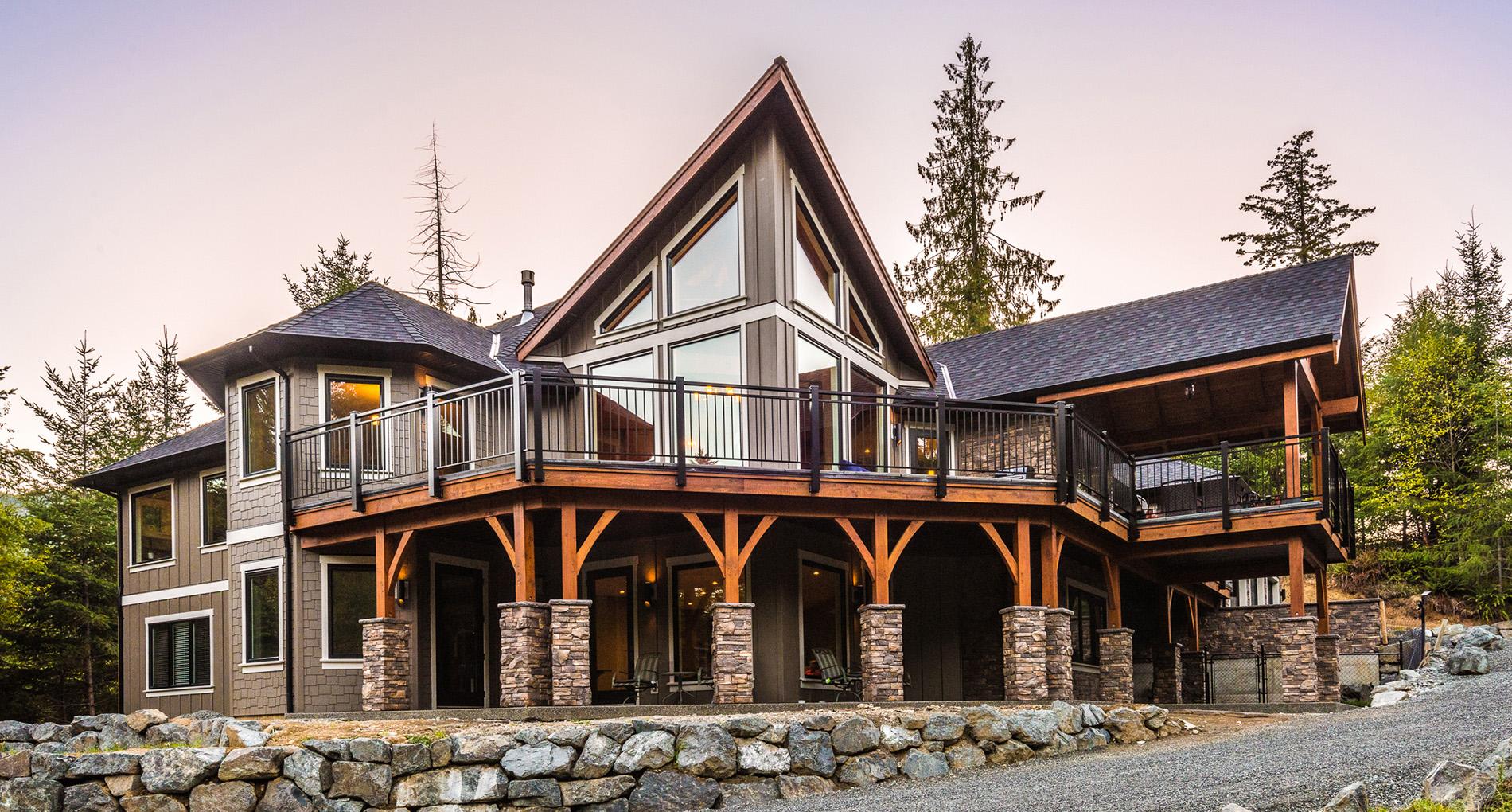 Creekside Custom Home