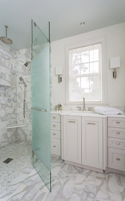 bathroom remodel Hickory Myers Park