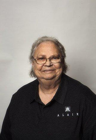 Shirley Rhymer